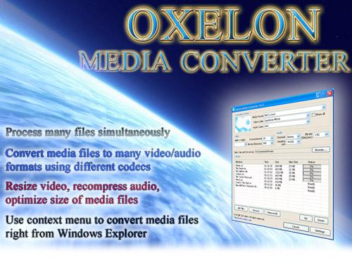 oxelon media converter 1.1